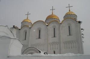 Успенский собор, г. Владимир