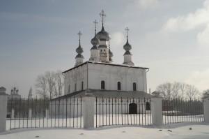 Церковь Петра и Павла, Суздаль