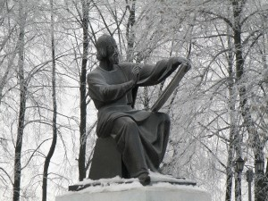 Памятник св.Андрею Рублеву
