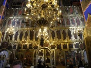 Иконостас собора Рождества Пресвятой Богородицы, Суздаль