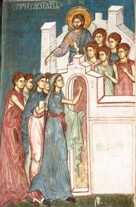Притча о десяти девах