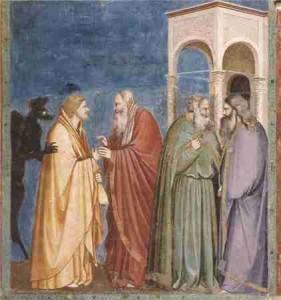 Совет первосвященников, книжников и старейшин, чтобы взять Иисуса Христа хитростью и убить Его