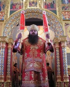Архипастырское благословение. Фото с сайта Нижегородской епархии