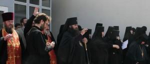 Прощание. Фото с сайта Нижегородской епархии