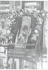 Чудотворная Оранская икона Божией Матери