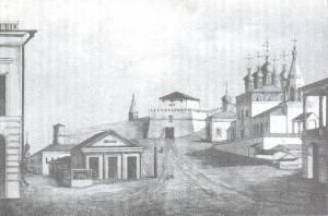Церковь Иоанна Предтечи и Спасская часовня