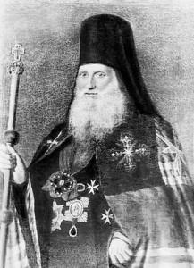Архиепископ Нижегородский и Арзамасский Вениамин (Краснопевков)