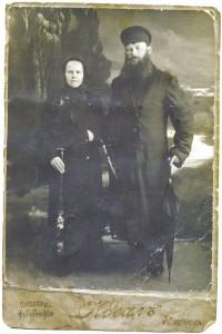 Седловы Павел Андреевич и Анна Матвеевна