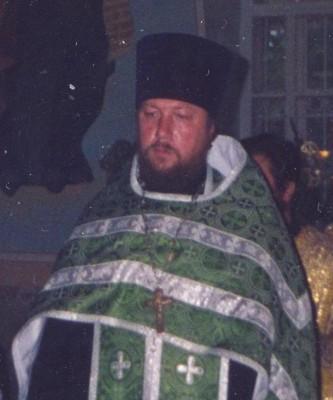 Протоиерей Николай Соседкин. Фото из личного архива священника