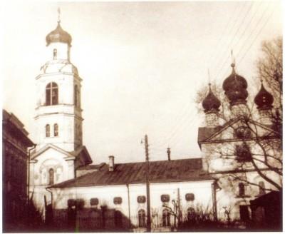 Церковь Успения Божией Матери, что на Ильинской горе г.Нижнего Новгорода