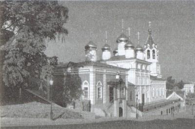 Церковь Рождества св. Иоанна Предтечи на Торгу в Нижнем Новгороде